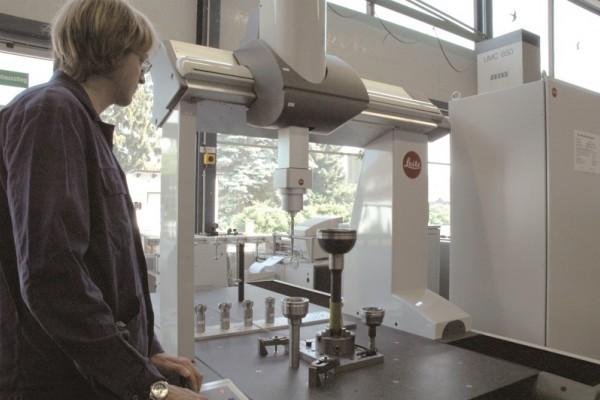 海克斯康:超高精度三坐标测量系统确保汽车传动部件品质