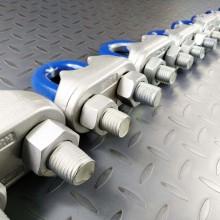 钢丝绳夹(国标锻造) GB/T5976-2006 铁人机械